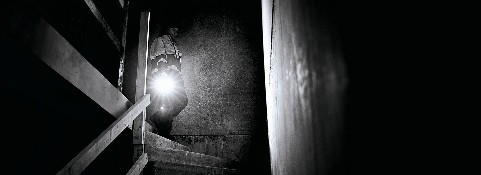 Image de phare de travail